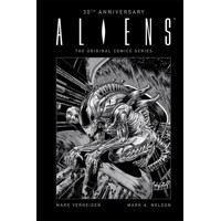 ALIENS 30TH ANNIVERSARY ORIGINAL COMICS SERIES HC VOL 01 - Mark Verheiden