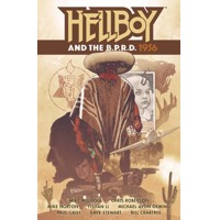 HELLBOY AND BPRD 1956 TP - Mike Mignola, Chris Roberson
