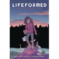 LIFEFORMED TP HEARTS AND MIND VOL 02 - Matt Mair Lowery, Cassie Anderson