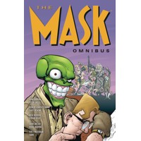 MASK OMNIBUS TP VOL 02 SECOND EDITION - Evan Dorkin, John Arcudi, Bob Fingerman
