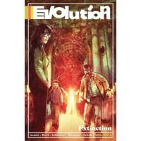 EVOLUTION TP VOL 03 (MR) - James Asmus, Joseph Keatinge, Christopher Sebela