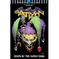 BATMAN DEATH OF THE FAMILY SAGA DC ESSENTIAL ED TP - Scott Snyder, Others