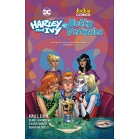 HARLEY & IVY MEET BETTY & VERONICA TP - Paul Dini, Marc Andreyko