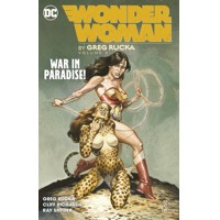 WONDER WOMAN BY GREG RUCKA TP VOL 03 - Greg Rucka