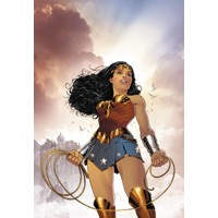 WONDER WOMAN YEAR ONE DLX ED HC - Greg Rucka