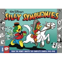 SILLY SYMPHONIES HC VOL 04 COMP DISNEY CLASSICS 1942-1945 - Hubie Karp, Bill W...
