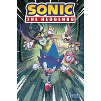 SONIC THE HEDGEHOG TP VOL 04 INFECTION - Ian Flynn
