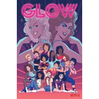 GLOW TP VOL 01 VERSUS THE STAR PRIMAS - Tini Howard