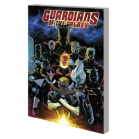 GUARDIANS OF THE GALAXY TP VOL 01 FINAL GAUNTLET - Donny Cates