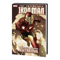 IRON MAN EXTREMIS MARVEL SELECT HC - Warren Ellis