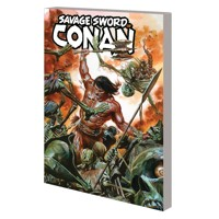 SAVAGE SWORD OF CONAN TP VOL 01 CULT OF KOGA THUN - Gerry Duggan