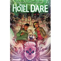 HOTEL DARE ORIGINAL GN - Terry Blas