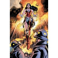 WONDER WOMAN COME BACK TO ME #1 (OF 6) - Amanda Conner, Jimmy Palmiotti