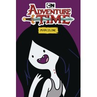 ADVENTURE TIME MARCELINE TP - Faith Erin Hicks, Hanna K, S. M. Vidaurri, Vario...