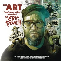 ART & MANY MISTAKES ERIC POWELL HC - Eric Powell