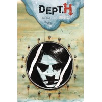 DEPT H OMNIBUS TP VOL 02 DECOMPRESSED & LIFEBOAT - Matt Kindt