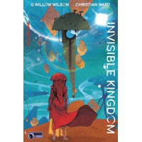 INVISIBLE KINGDOM TP VOL 01 (MR) - Willow Wilson