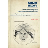 MIND MGMT OMNIBUS TP VOL 03 ERASER & THE IMMORTALS - Matt Kindt