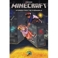 MINECRAFT STORIES FROM THE OVERWORLD HC - Hope Larson, Kevin Panetta, Rafer Ro...