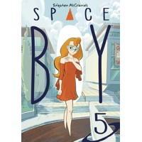 STEPHEN MCCRANIES SPACE BOY TP VOL 05 - McCranie, Stephen