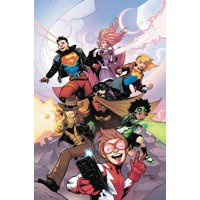 YOUNG JUSTICE HC VOL 01 GEMWORLD - Brian Michael Bendis