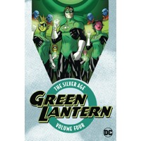 GREEN LANTERN THE SILVER AGE TP VOL 04 - John Broome, Gardner Fox