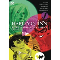 HARLEY QUINN & THE GOTHAM CITY SIRENS OMNI HC NEW ED