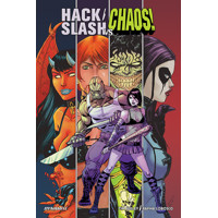 HACK SLASH VS CHAOS TP (MR) - Tim Seeley