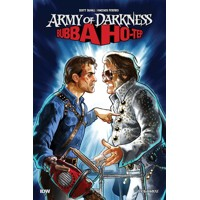 ARMY OF DARKNESS BUBBA HOTEP TP - Scott Duvall