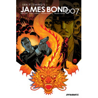 JAMES BOND 007 HC VOL 01 SGN ED - Greg Pak