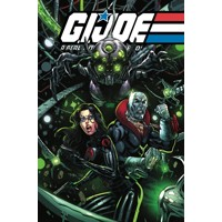 GI JOE A REAL AMERICAN HERO TP VOL 23 - Larry Hama