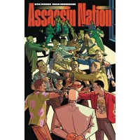 ASSASSIN NATION TP VOL 01 (MR) - Kyle Starks