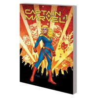 CAPTAIN MARVEL TP VOL 01 RE-ENTRY - Kelly Thompson