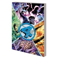 FANTASTIC FOUR COMPLETE COLLECTION TP VOL 02 - Jonathan Hickman