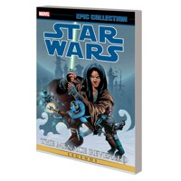 STAR WARS LEGENDS EPIC COLLECTION MENACE REVEALED TP VOL 02 - John Ostrander, ...