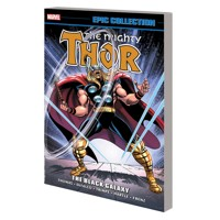 THOR EPIC COLLECTION TP BLACK GALAXY - Tom DeFalco, Ron Frenz, More