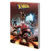 UNCANNY X-MEN WOLVERINE AND CYCLOPS TP VOL 02 - Matthew Rosenberg