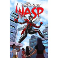 UNSTOPPABLE WASP UNLIMITED TP VOL 02 GIRL VS AIM - Jeremy Whitley