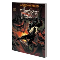 WAR OF REALMS VENOM TP - Cullen Bunn, Donny Cates, Frank Tieri