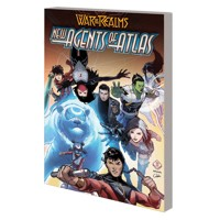 WAR OF REALMS NEW AGENTS OF ATLAS TP - Greg Pak