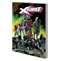 X-FORCE TP VOL 02 COUNTERFEIT KING - Ed Brisson