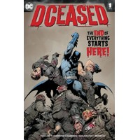 DCEASED #1 (OF 6) - Tom Taylo
