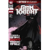 BATMAN WHO LAUGHS THE GRIM KNIGHT #1 - Scott Snyder, James TynionIV