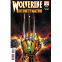 WOLVERINE INFINITY WATCH #1 (OF 5) - Gerry Duggan