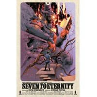 SEVEN TO ETERNITY #13 CVR A OPENA & HOLLINGSWORTH - Rick Remender
