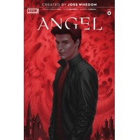 ANGEL #0 - Bryan Edward Hill