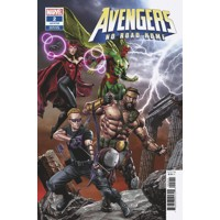AVENGERS NO ROAD HOME #2 (OF 10) SUAYAN CONNECTING VAR - Al Ewing, Jim Zub, Ma...