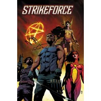 STRIKEFORCE #1 - Tini Howard