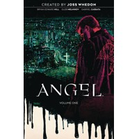 ANGEL TP VOL 01 - Bryan Edward Hill