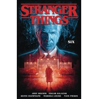 STRANGER THINGS TP VOL 02 SIX - Jody Houser